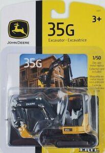 ERTL 1/50th John Deere 35G Excavator