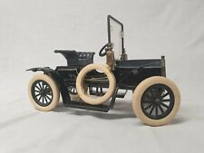 large Vintage limited edition tin metal classic FORD car model T #468
