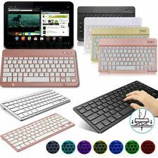 """US Thin Luxury Wireless Keyboard For Apple iPad 2nd Gen / 3rd Gen / 4th Gen 9.7"""""""
