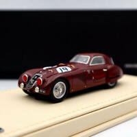 1/43 TSM 1938 Alfa Romeo 8C 2900 #19 Le Mans 24 Hours TSMCE164301 Resin Models