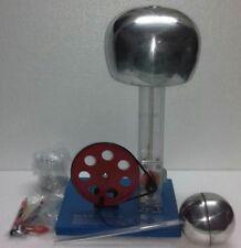 Van de Graff Generator Hand Driven Working Model Physics Educational