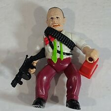 "1990 Dick Tracy Coppers & Gangsters 4.5"" Pruneface Figure Complete Playmates Toy"