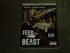 Feed the Beast: Season 1 (DVD, 2016, 3-Disc Set) sealed