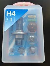 AUTO Lampadina E Fusibile Kit H4 * OSRAM qualità con marchio made in Germany *