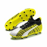 Puma Football Soccer Mens One 5.3 Firm Ground/Artificial Grass Boots Cleats