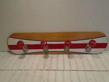 Skateboard Coat Hanger - Clothes Hanger Rack