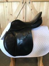 "17"" Lovatt & Ricketts AP English Saddle"