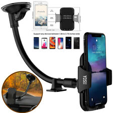 In Car Suction Phone Holder Dashboard Windscreen Universal Mount Rotatable #