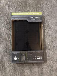 goal zero solar panel Boulder 15