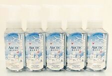 5 BATH & BODY WORKS ARCTIC BERRY GENTLE FOAMING HAND SOAP WITH SHEA EXTRACT NEW