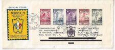 1979  Philippine Islands Boy Scout Scoutpex Overprinted Souvenir Sheet #C112