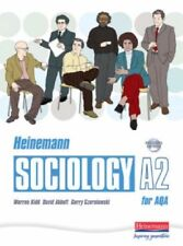 Heinemann Sociology for AQA A2 Student Book with CD-ROM,Warren Kidd,Czeniawski,