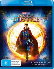 Doctor Strange (2016)  - BLU-RAY - NEW Region B