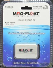 Mag-Float 30 Floating Aquarium Glass Cleaner - No Wet Hands! - SMALL