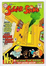 DC Comics SUGAR AND SPIKE #77 July 1968 vintage comic FN- condition