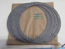 Harley Ironhead Sportster Clutch Cover Gasket *Qty 10*  Part # 37762-52  1952-70