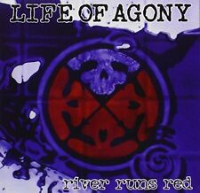 Life of Agony River runs red (1993) [CD]