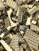 Lego Tan Dark Light 200+ Piece Building Lot Star Wars Potter Ninjago LOTR