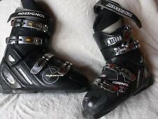 Rossingnol Curve Super Z Ski Boots Pre Owned Size 334 Mm