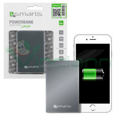 Batteria battery pack power bank 4SMARTS 1150mAh per iPhone 4 4S 5 5S FCC
