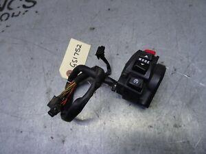 SUZUKI GSXR750 Right Hand Switchgear Controls GSXR 600 750 K8 K9 L0 2010 GS1752