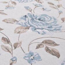 Tessuti e stoffe blu modello Floreale per hobby creativi al metro