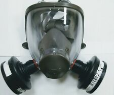 3M Respirator ( Full face) bayonet  to 40mm NATO  CRBN Filter Adapter (1 PAIR)