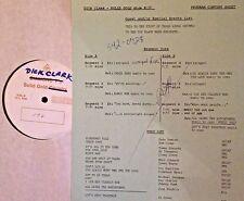 Radio Show: DICK CLARK GOLD #196 TOP BLACK VOCALISTS I! FATS DOMINO, SAM COOKE