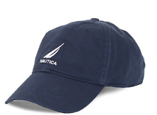 3fc986e061cdf Nautica Mens J-class Adjustable Cap Navy