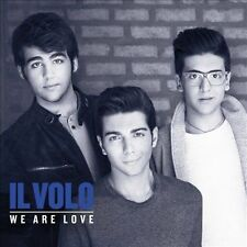 Il Volo : We Are Love [Deluxe Edition] CD