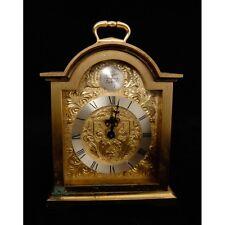 TEMPUS FUGIT SWISS Mantle Clock di trasporto non funzionante