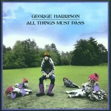 George Harrison - ALL THINGS MUST PASS [Remastered] 2CD [Brand New]