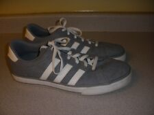 Adidas NEO HVA039001 Tennis shoes Size 13 GRAY