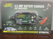 Nop Dellran Battery Tender Super Smart 4.5 Amp Battery Charger & Maintainer
