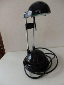 Black Ikea Espressivo Desk Lamp Adjustable and Compact