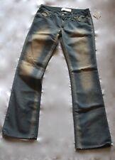 PAPER DENIM & CLOTH Dust Light Blue Vintage Wash Bootcut Jeans 30 NWT