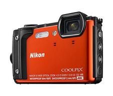 NEW! Nikon COOLPIX W300 Digital Camera (Orange) 26524
