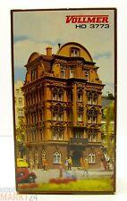 VOLLMER 3773 Archivhaus Stadtarchiv Professional Line Bausatz H0 1:87 - OVP