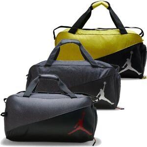 Nike Air Jordan Jumpman Split Duffel Bag With Wet/Dry Shoe Pocket