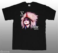 New X Japan Heavy Metal  Hide Matsumoto Japanese T-shirt