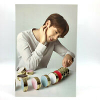 BTS JUNG KOOK VT Cosmetics Message Photo Post Card Music KPOP CR35