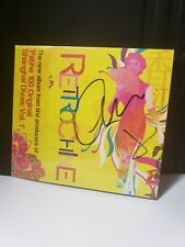RETROCHINE SHANGHAI DIVAS VOL 1 SEALED AUTOGRAPHED IAN WIDGERY CD 2008 HONG KONG