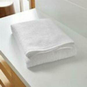 Hotel Primier Collection Oversize Bath Towels 30 In X 58in. Color White