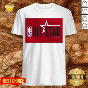 NBA all star 2021 Sports logo shirt