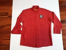 New listing Genitorturers Long sleeve work shirt Sz Xl Regular, Autographed.