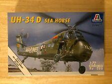 Italeri 066 UH-34D Sea Horse Model Kit 1:72 Scale  NEW SEALED