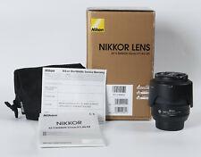 Nikon AF-S NIKKOR 35mm F/1.8G ED FX - IN BOX