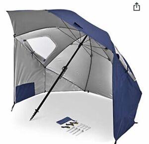 Sport-Brella Premiere XL 9ft UPF 50+ Sun/Rain Protection (Discounted/Small Rip)