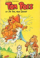 TOM POES EN DE TIK VAN JOOST - Marten Toonder (1974)