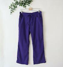Grey's Anatomy by Barco Women's Scrub Bottoms Pants Plus Size M Medium Purple